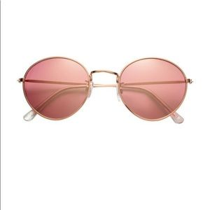 Other - 🛍KIDS- Rose gold sunglasses